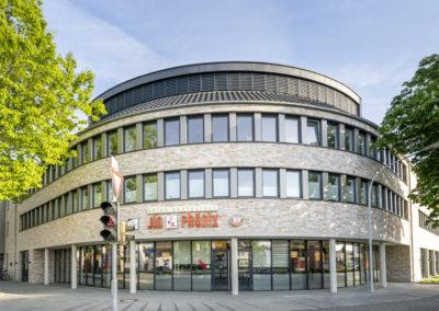 Wohn- und Geschäftshaus Citybogen, Nordhorn