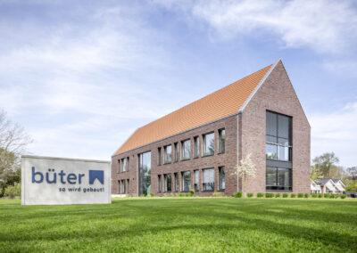 Unternehmenszentrale Büter, Ringe