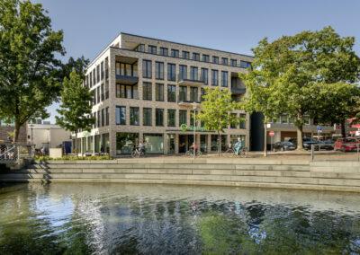 Wohn- und Geschäftshaus Zierleyn, Nordhorn
